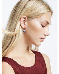 BaubleBar - Metallic Orb Ear Jackets - Lyst