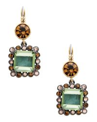 Marc By Marc Jacobs | Green Earrings | Lyst