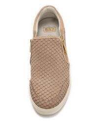 Ash   Brown Intense Slip On Sneakers - Taupe/Taupe   Lyst