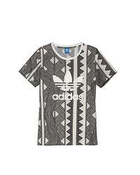 Adidas - Black Tee Shirt (W) - Lyst