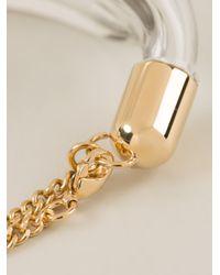 Chloé - Metallic 'ciara' Bracelet - Lyst
