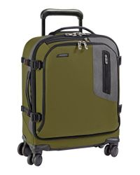 Briggs & Riley | Green 'explore' Wheeled Domestic Spinner Carry-on for Men | Lyst