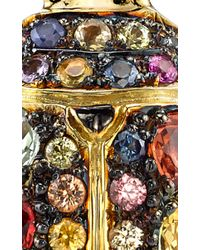 Daniela Villegas - Multicolor One Of A Kind Eutychia Ring - Lyst