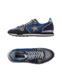 Golden Goose Deluxe Brand | Blue Low-tops & Trainers for Men | Lyst