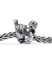 Trollbeads | Metallic Dodo Bead | Lyst