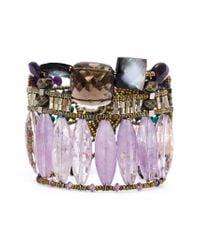 Ziio - Multicolor Beaded Bracelet - Lyst