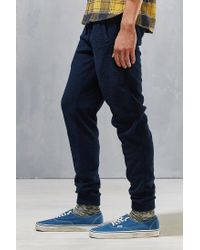 Katin | Blue Port Fleece Jogger Pant for Men | Lyst