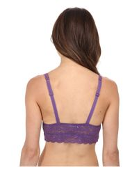 Cosabella - Purple Never Say Never Mommie Soft Bra Never1304 - Lyst
