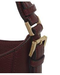 MICHAEL Michael Kors | Purple Bedford Belted Shoulder Bag | Lyst