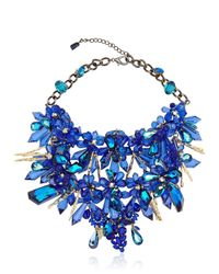 Anabela Chan | Blue Beasts Collection Necklace | Lyst