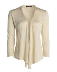 NIC+ZOE | Natural Four-way Cardigan | Lyst