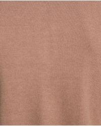 Zara | Brown Cropped Jacket | Lyst