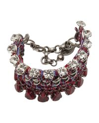 Venessa Arizaga - Red 'sangria Sunrise' Bracelet - Lyst