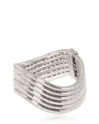 Lara Bohinc | Metallic Galaxy Bangle Bracelet | Lyst
