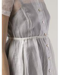 Dosa - White Valerie Fraulein Dress - Lyst