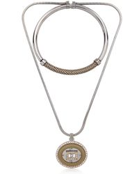 Ledaotto | Multicolor Maracanã Stadium Necklace | Lyst