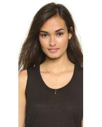 Gorjana | Metallic Durango Lariat Necklace - Gold | Lyst
