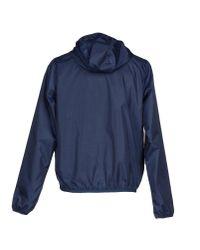 Altea - Blue Jacket for Men - Lyst