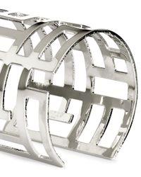H&M | Metallic Cuff | Lyst