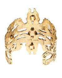 Tom Binns - Metallic Rococo Cuff Bracelet - Lyst