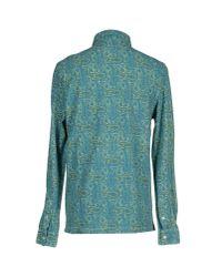 C P Company - Green Shirt for Men - Lyst