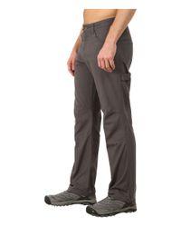 Patagonia | Gray Utility Duck Pant - Regular for Men | Lyst