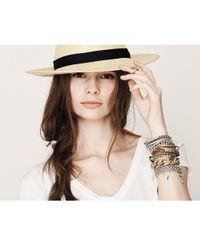Jenny Bird - Metallic Riri Bracelet - Lyst