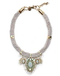 Matthew Williamson | Multicolor Opulent Jewel Rope Necklace | Lyst