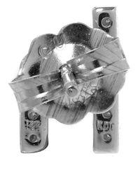 KC Designs - Metallic White Gold Diamond H Single Stud Earring - Lyst