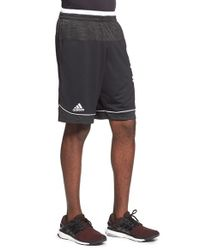 Adidas | Black 'future Star' Basketball Shorts for Men | Lyst