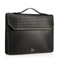 Christian Louboutin - Black Alexis Document Holder for Men - Lyst