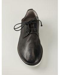 Marsèll - Black Lace-Up Shoes for Men - Lyst