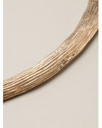 Kelly Wearstler - Metallic 'Aqueous' Collar Necklace - Lyst