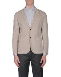 Dondup - Gray Blazer for Men - Lyst