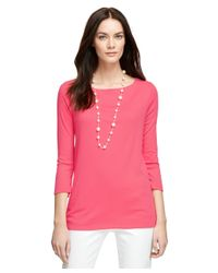 Brooks Brothers | Pink Supima® Cotton Shirt | Lyst