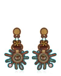 Dori Csengeri | Multicolor Bogart Earrings | Lyst