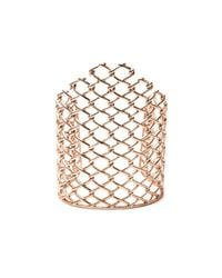 Alexis Bittar - Metallic Liquid Rose Gold Barbed Link Cuff You Might Also Like - Lyst