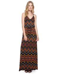 Ella Moss   Black Souk Maxi Dress   Lyst
