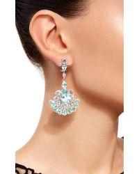 Sutra - Blue Mint Paraiba Earrings - Lyst