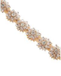 ASOS | Orange Pretty Flower Jewel Hairband | Lyst