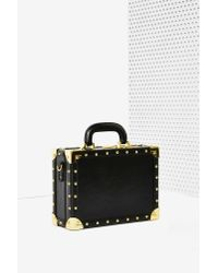 Nasty Gal - Black Junk In Your Trunk Vegan Leather Bag - Lyst