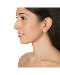 Lele Sadoughi | Metallic Spotlight Earring | Lyst
