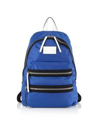 Marc By Marc Jacobs | Blue Domo Arigato Packrat Backpack | Lyst