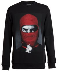 Les Benjamins - Black Steve Jobs Sweatshirt for Men - Lyst