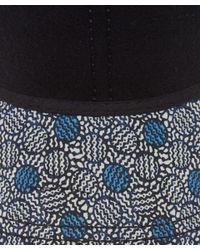 Christys' - Blue Navy Liberty Print Achilles Baseball Cap for Men - Lyst