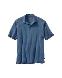 Tommy Bahama | Blue 'paradise Around Spectator' Polo for Men | Lyst