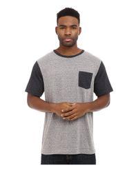 Matix   Gray Standard Clash T-shirt for Men   Lyst