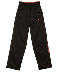 Nike | Black Men'S Oklahoma State Cowboys Warp Ko Pants for Men | Lyst