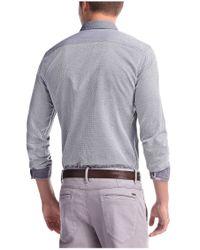 BOSS Orange - Purple 'Emistere' | Slim Fit, Dobby Button Down Shirt for Men - Lyst