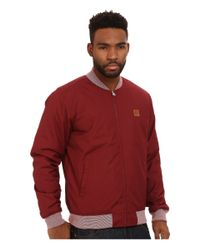 Obey - Purple Stevenson Jacket for Men - Lyst